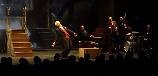 De : Alessandro Baricco | Mise en scène : André Dussollier, Pierre-François Limbosch